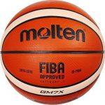 Molten - Gm7x comp train indoor - Ballon de basket de la marque Molten TOP 4 image 0 produit
