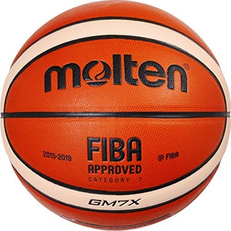 Molten - Gm7x comp train indoor - Ballon de basket de la marque Molten TOP 4 image 0 produit
