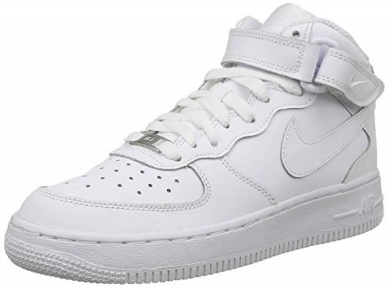 Nike Air Force 1 Mid (Gs), Chaussures de basketball mixte enfant de la marque Nike TOP 14 image 0 produit