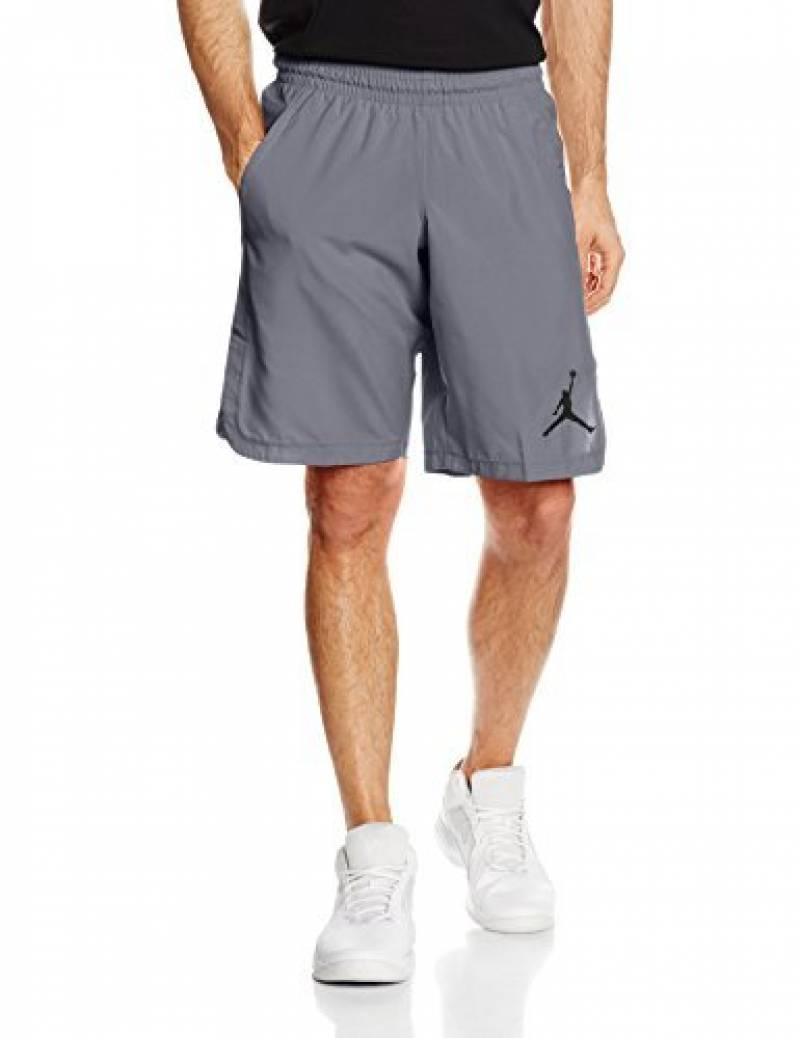 Nike - JORDAN FLEX TRAINING SHORT - Pantalon court - Gris - S - Homme de la marque Nike TOP 5 image 0 produit