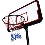 Panier de basket taille entière - portique et carré réglables 205-305 cm de la marque Charles Bentley TOP 11 image 2 produit