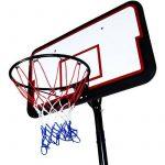 Panier de basket taille entière - portique et carré réglables 205-305 cm de la marque Charles Bentley TOP 8 image 2 produit