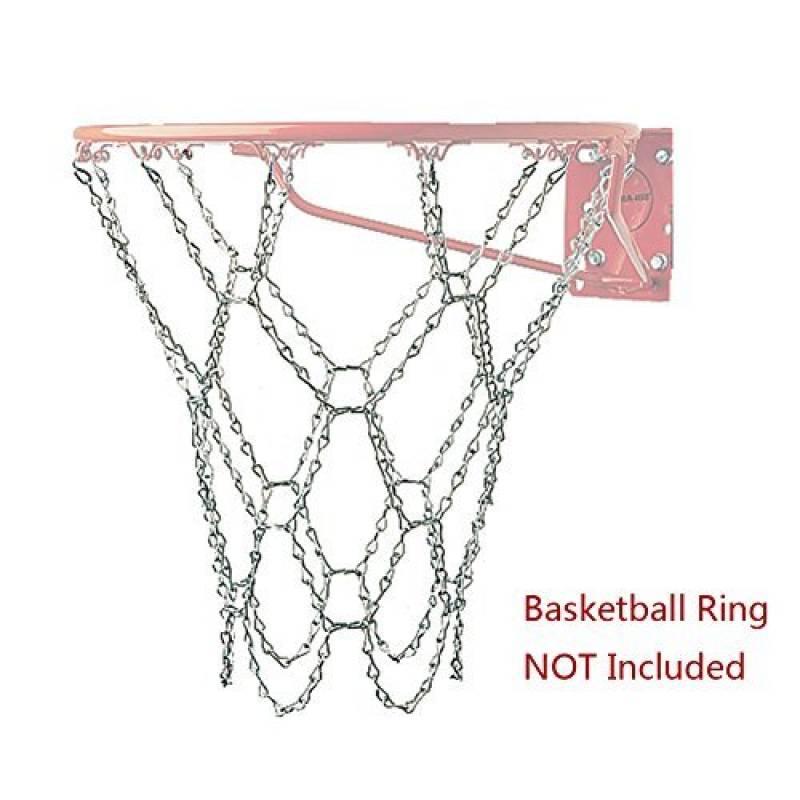 Paxcoo Chaîne En Acier Basketball Net 12 Hoop de la marque Paxcoo TOP 12 image 0 produit
