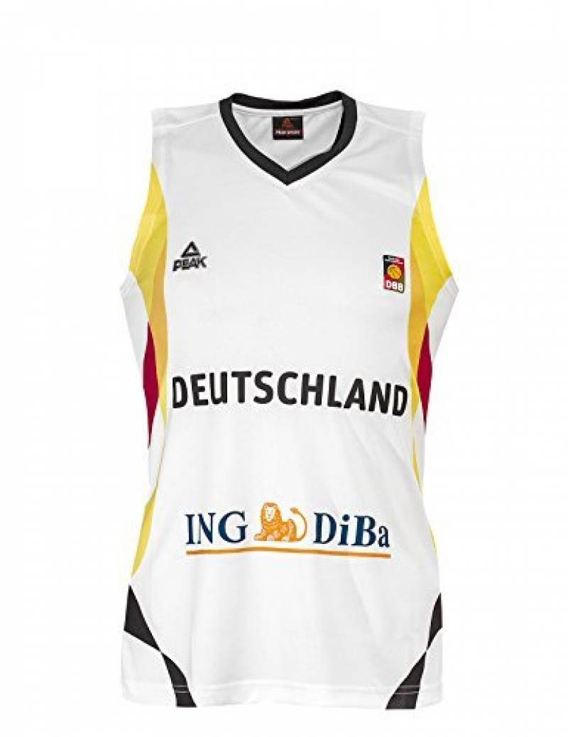 PEAK sport europe maillot de basketball aux couleurs de l'allemagne pour de la marque Peak Sport Europe TOP 6 image 0 produit