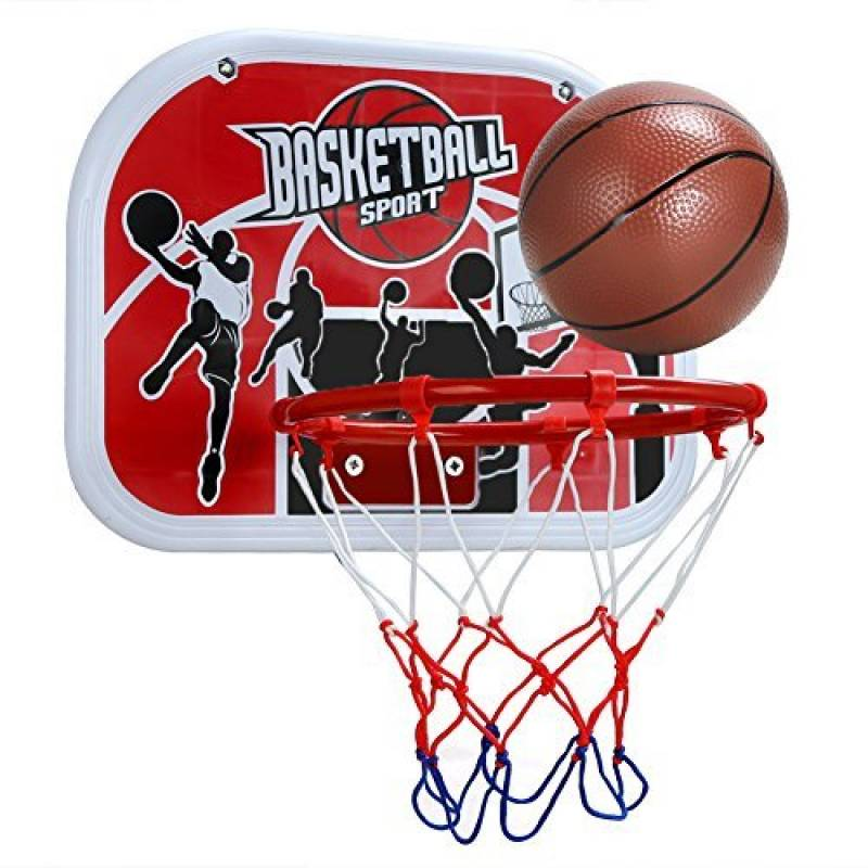 Pellor Loisirs Sports Mini Basket-ball Hoop Panier de Basketball Suspension pour Enfant de la marque Pellor TOP 8 image 0 produit