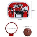 Pellor Loisirs Sports Mini Basket-ball Hoop Panier de Basketball Suspension pour Enfant de la marque Pellor TOP 8 image 1 produit