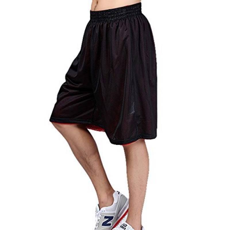Réversible Shorts HOEREV masculine Basketball Sport, pas de poches de la marque Hoerev TOP 14 image 0 produit