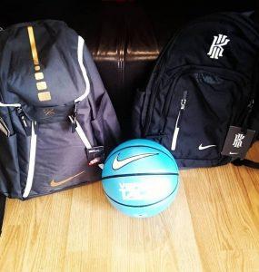 Sac de basket principale