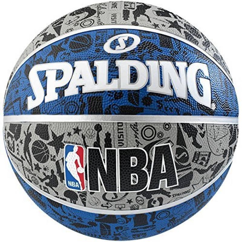 Spalding - Basketball - ballon nba graffiti de la marque Spalding TOP 13 image 0 produit