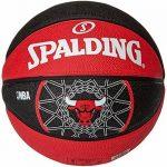 Spalding Chicago Bulls Basketball-Ballon de la marque Spalding TOP 10 image 1 produit