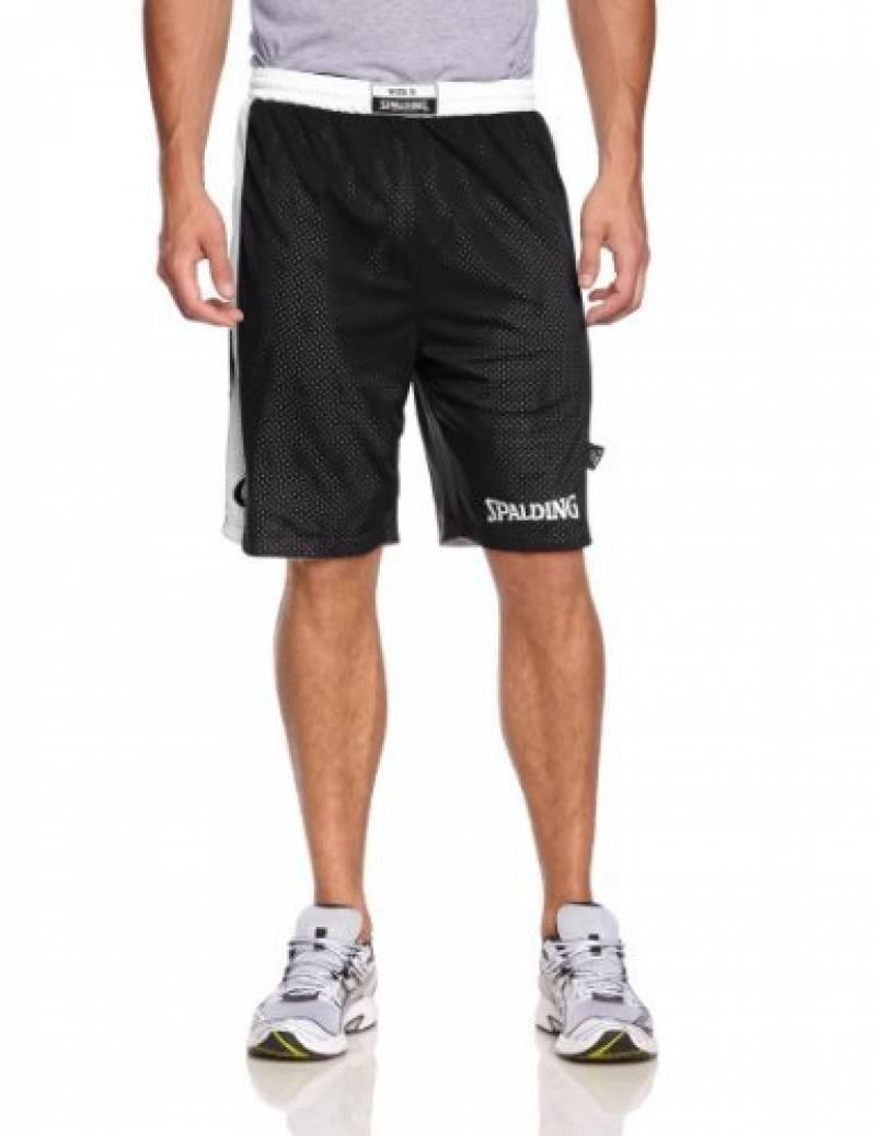 Spalding Essential Short reversible de basketball homme de la marque Spalding TOP 15 image 0 produit
