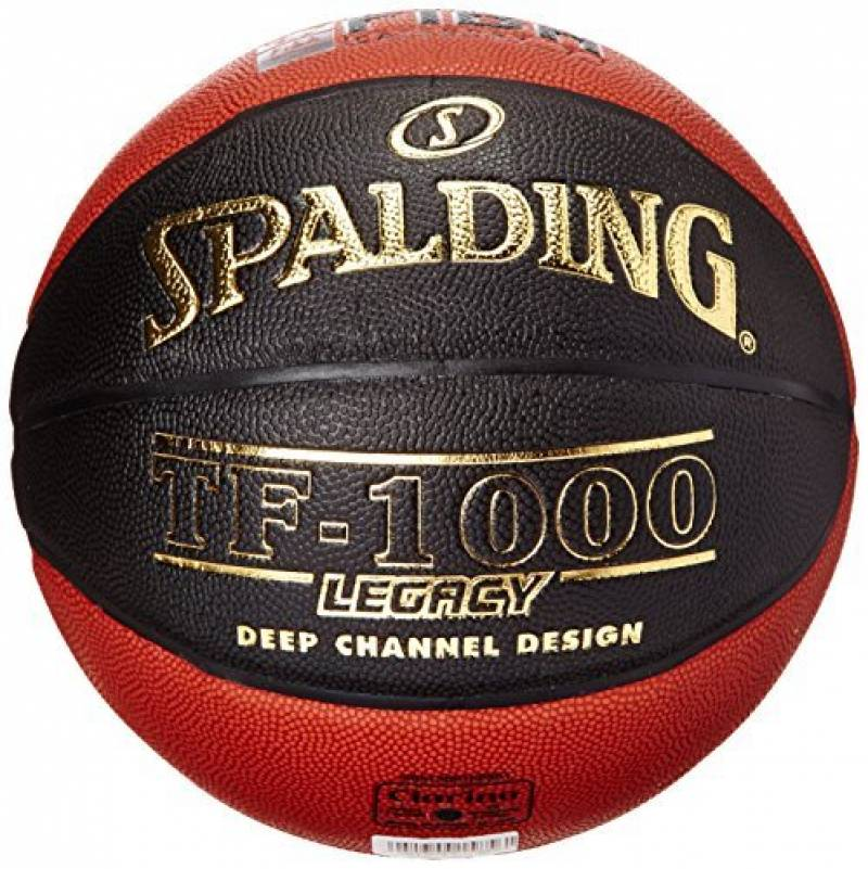 Spalding LNB TF1000 Legacy FIBA sz7 de la marque Spalding TOP 6 image 0 produit