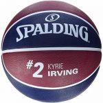 Spalding NBA Basketball Player Kyrie Irving Sz. 7(83–348z), Marine/Bordeaux, 7.0 de la marque Spalding TOP 3 image 0 produit