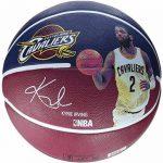 Spalding NBA Basketball Player Kyrie Irving Sz. 7(83–348z), Marine/Bordeaux, 7.0 de la marque Spalding TOP 3 image 1 produit