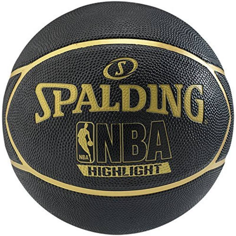 Spalding Nba Highlight Basketball-Ballon Mixte de la marque Spalding TOP 11 image 0 produit
