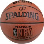Spalding NBA Platinum Legacy Fiba Ballon de basketball mixte adulte Orange 7 de la marque Spalding TOP 2 image 0 produit