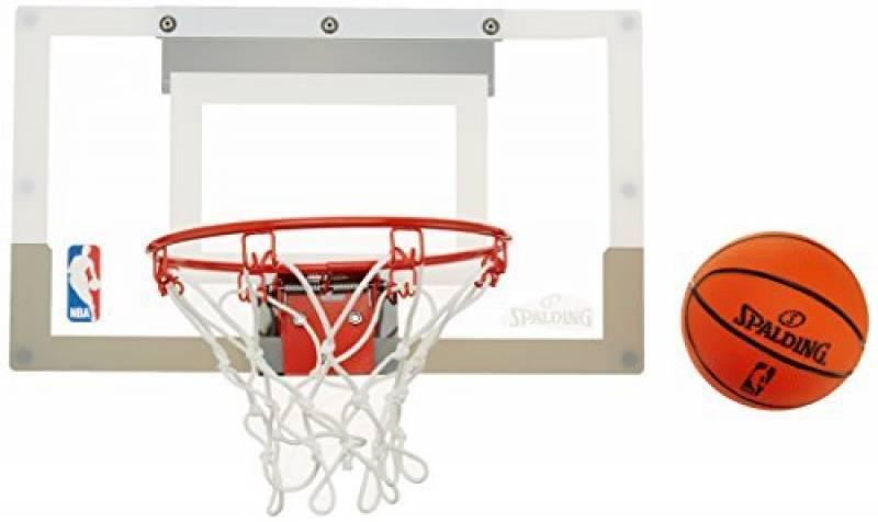 SPALDING Panier de basket NBA Slam Jam TEAM EDITION (avec stickers des équipes) de la marque Spalding TOP 14 image 0 produit