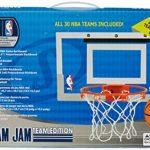 SPALDING Panier de basket NBA Slam Jam TEAM EDITION (avec stickers des équipes) de la marque Spalding TOP 14 image 1 produit