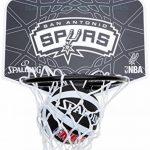 Spalding San Antonio Spurs Basketball-Ballon Mixte de la marque Spalding TOP 15 image 0 produit