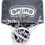 Spalding San Antonio Spurs Basketball-Ballon Mixte de la marque Spalding TOP 5 image 0 produit