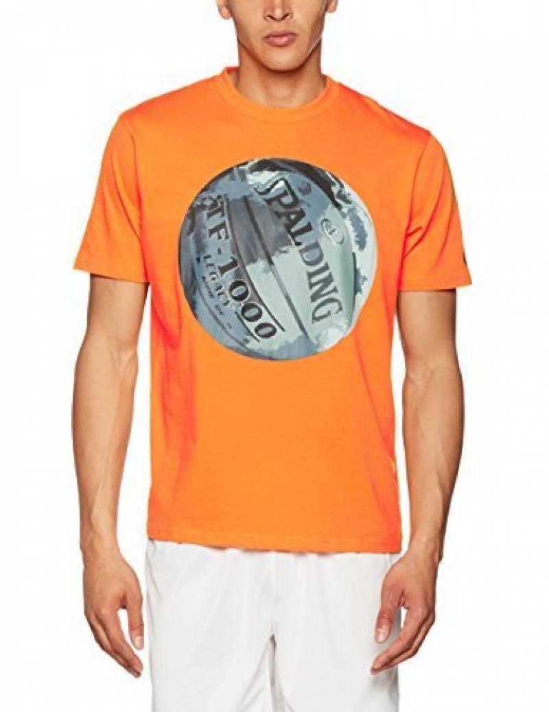 Spalding t-shirt pour homme legacy de la marque Spalding TOP 9 image 0 produit