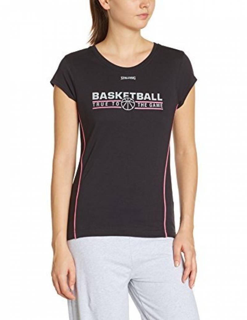 Spalding Team 4her T-Shirt de basket Femme de la marque Spalding TOP 3 image 0 produit