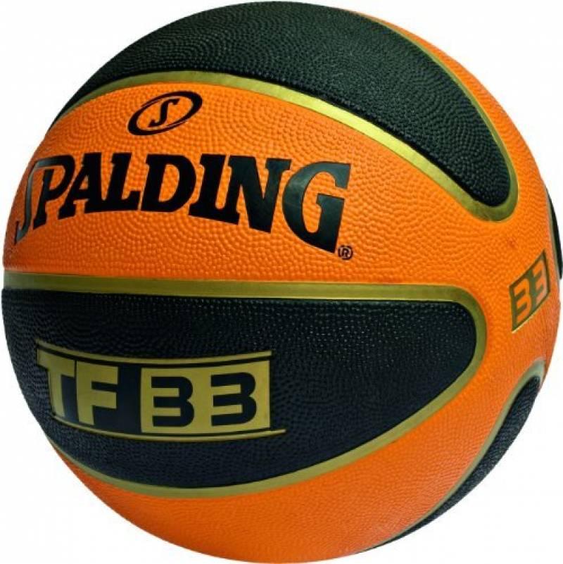 Spalding TF 33 Out / 3001533013317 Ballon de basket de la marque Spalding TOP 5 image 0 produit