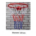 SwirlColor Indoor & Outdoor Hanging mural Goal Basketball Hoop Conseil Anneau pour les enfants de la marque SwirlColor TOP 9 image 0 produit