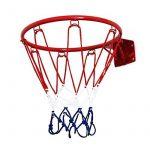 SwirlColor Indoor & Outdoor Hanging mural Goal Basketball Hoop Conseil Anneau pour les enfants de la marque SwirlColor TOP 9 image 5 produit