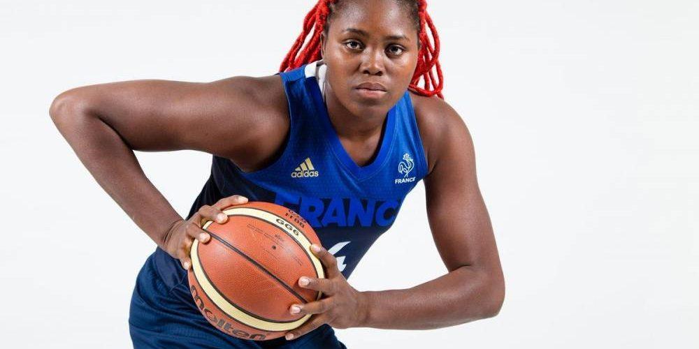 Tenue de basket pour femmes principale