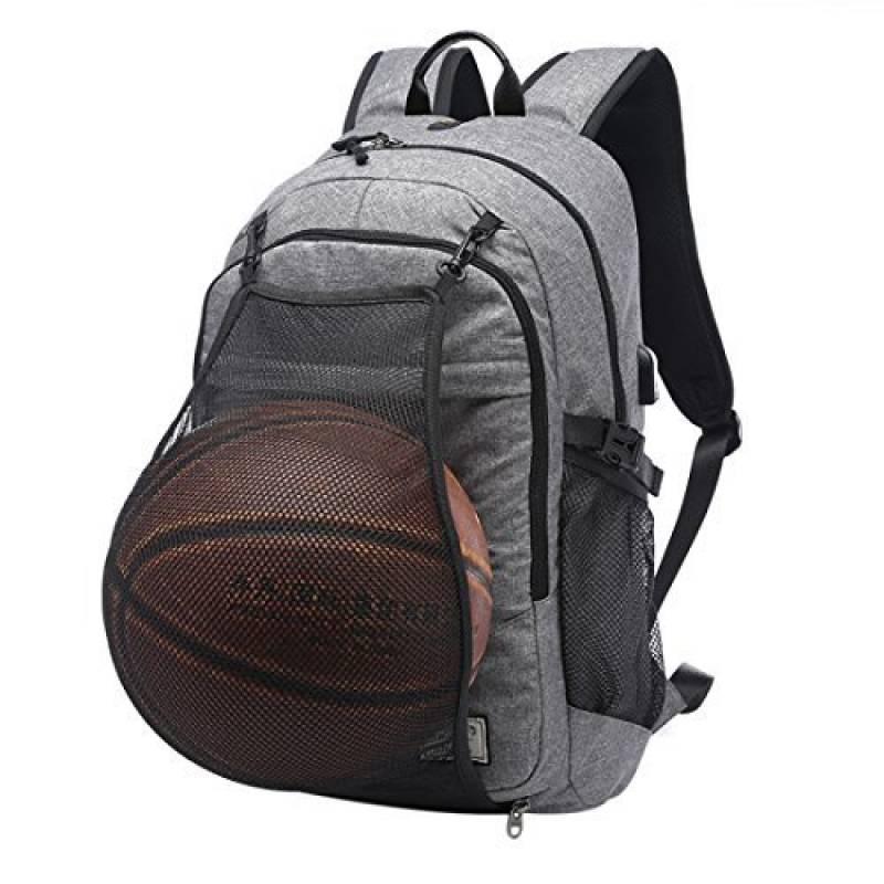 Txxci basket-ball Sac à dos pour ordinateur portable 39,6cm Sac épaules avec panier de basket USB Ports de chargement de la marque TXXCI TOP 9 image 0 produit