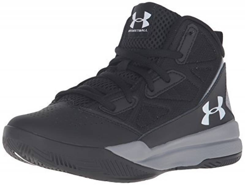 Under Armour Ua Bgs Jet Mid, Chaussures de Basketball Garçon de la marque Under Armour TOP 3 image 0 produit