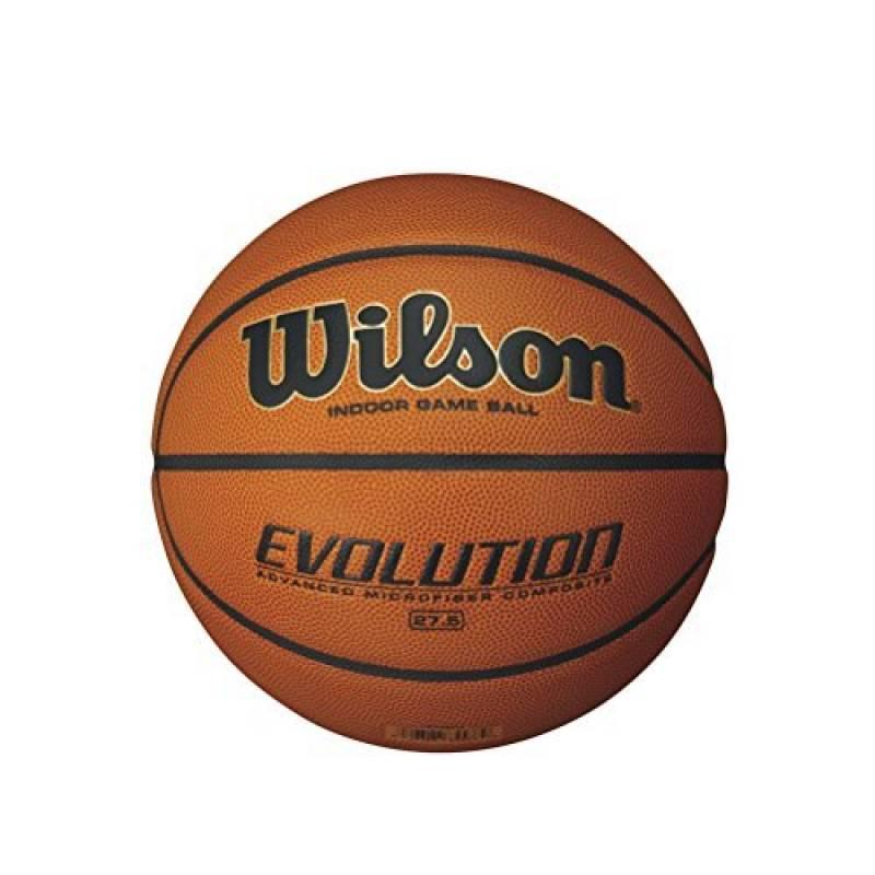 Wilson Evolution 27.5Youth Intérieur Jeu de basketball [Orange] de la marque Wilson TOP 1 image 0 produit