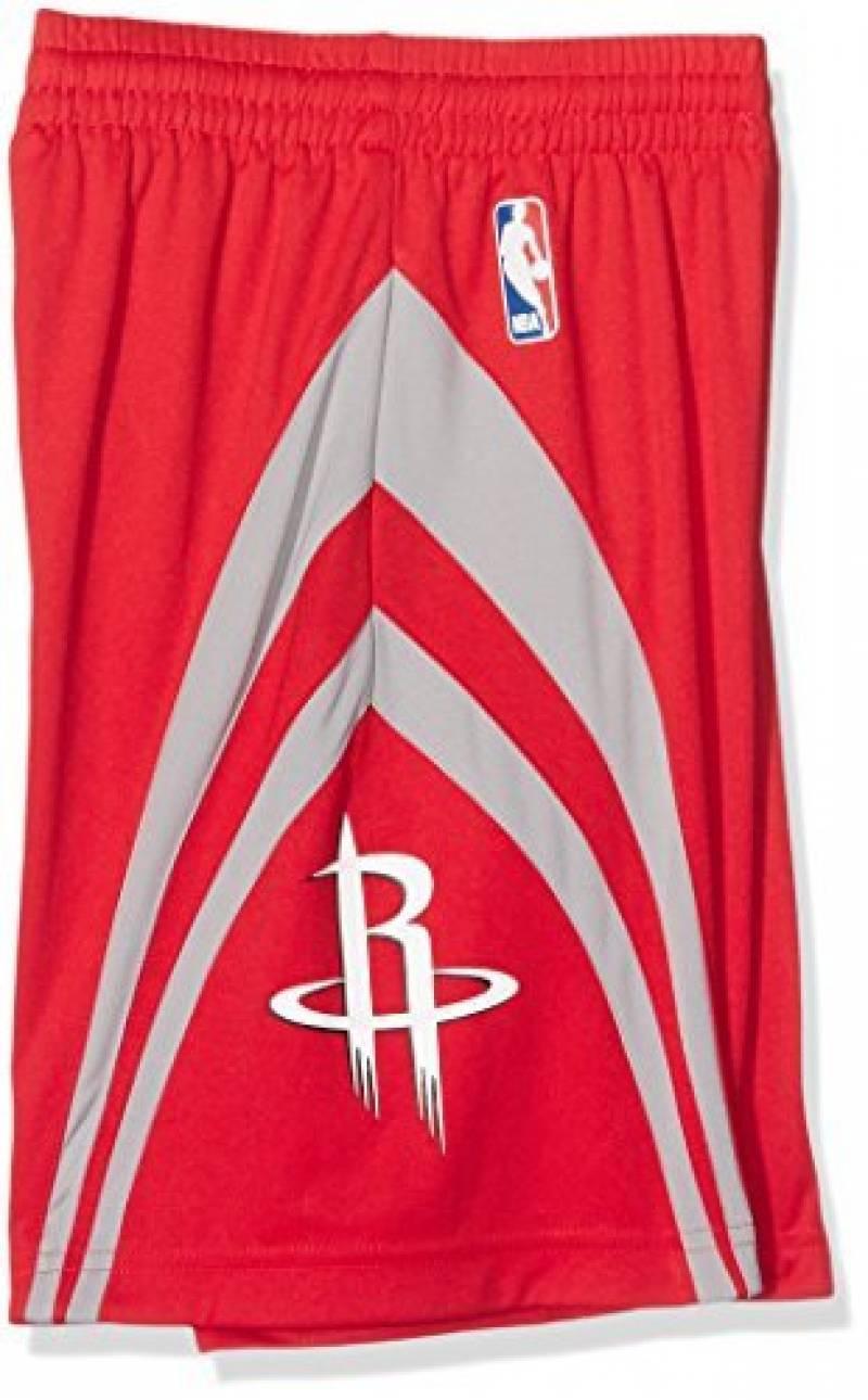 71787b17f2c68 Adidas - Maillot et short NBA James Harden Houston Rockets Rouge pour  Enfant et junior adidas