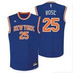 Adidas - Maillot NBA Derrick Rose New York Knicks adidas Replica Bleu pour Homme de la marque adidas TOP 11 image 0 produit