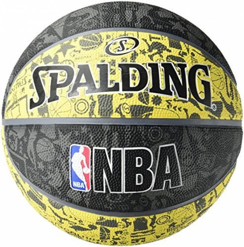 Ballon de Basket-Ball SPALDING NBA Graffiti de la marque Spalding TOP 8 image 0 produit