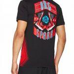 Derrick Rose Onespark T adidas T-Shirt manches courtes Homme Noir Noir de la marque adidas TOP 1 image 1 produit