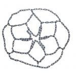 Filet de basket-ball en Métal pour Match / Formation / Divertissement Taille officielle de la marque Générique TOP 8 image 0 produit