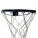 Filet de basket-ball en Métal pour Match / Formation / Divertissement Taille officielle de la marque Générique TOP 8 image 1 produit