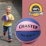Mini-basket Chastep 6 pouces Balle en Mousse Doux et Plein d'entrain Non-Toxique Sûr de Jouer de la marque Vigoureux TOP 2 image 2 produit