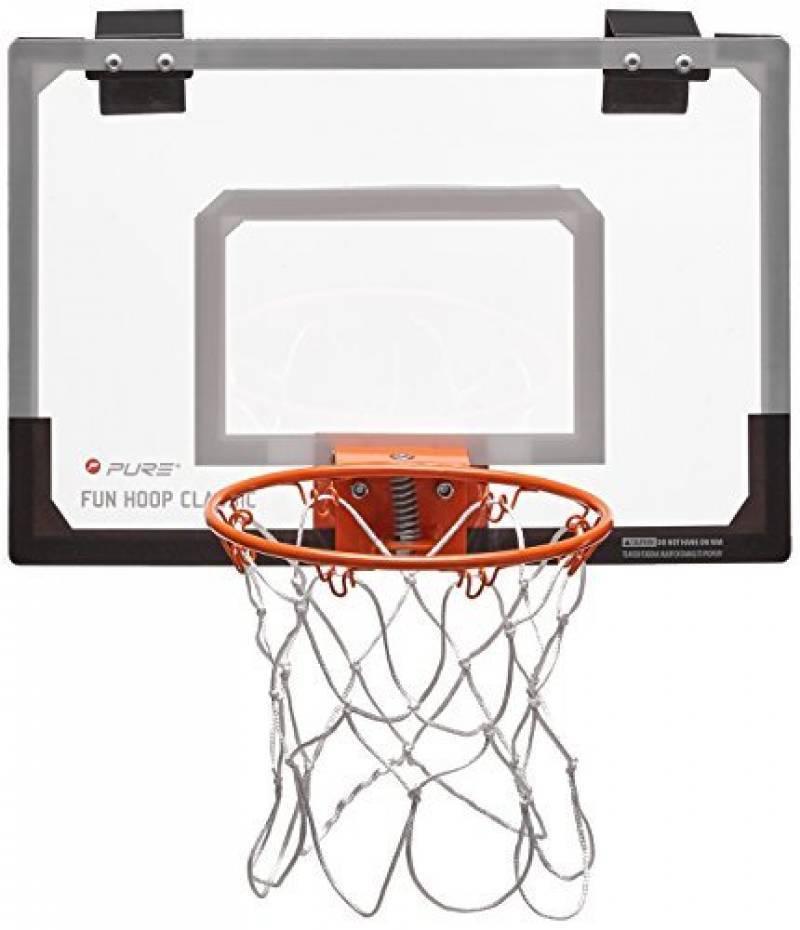 f0b108e61cd5d Pure2Improve Fun Classic Panier de Basketball Mixte Adulte, Blanc de la  marque Pure2Improve TOP 3
