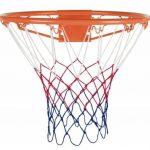 Rucanor Panier de basketball avec filet Orange/blanc 45 cm de la marque RUCANOR TOP 5 image 0 produit