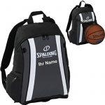 Spalding 3001504010316 sac à dos anthracite/noir avec inscription le de la marque Spalding TOP 2 image 0 produit