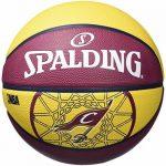 Spalding Cavaliers Basketball-Ballon Mixte de la marque Spalding TOP 4 image 0 produit
