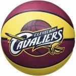 Spalding Cavaliers Basketball-Ballon Mixte de la marque Spalding TOP 4 image 2 produit